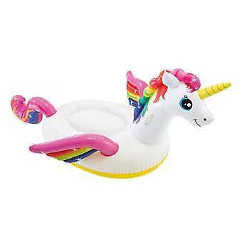 Opblaasbaar badspeel speelgoed, Eenhoorn - Intex
