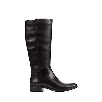 Geox d laceyin a boots womens schwarz