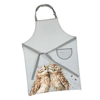 Wrendale Designs Owl Cotton Apron