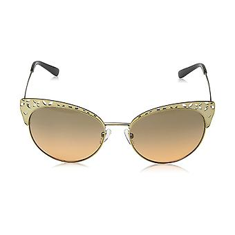 Michael Kors MK1023 118918 56 Evy Ladies Sunglasses - Pale Gold