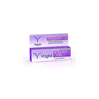 Vagisil Fast Relief Medicated Cream 30g