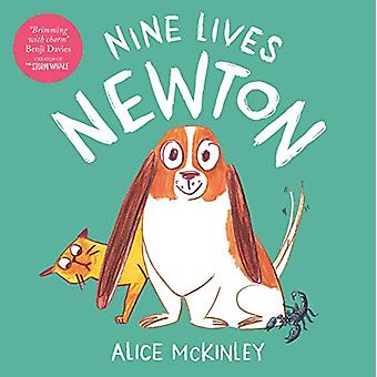 Nine Lives Newton by Alice McKinley - 9781471181184 Book