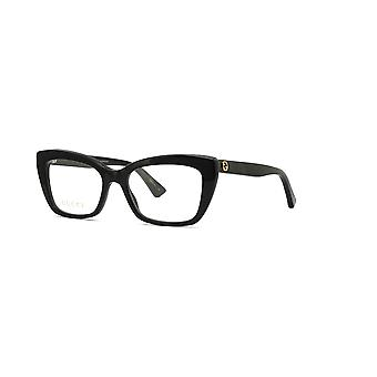 Gucci GG0165O 001 Black Glasses