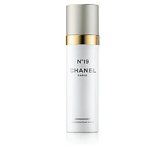 Chanel - No 19 Deodorant - 100ML