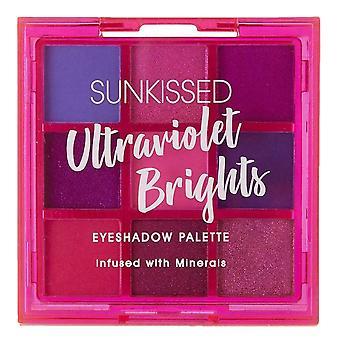 Sunkissed Eyeshadow Palette - Ultraviolet Bright