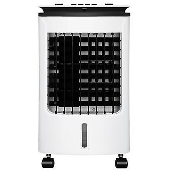Léghűtő ventilátorral és párásítóval