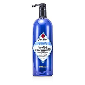 Turbo wash energizing cleanser for hair & body 141705 975ml/33oz