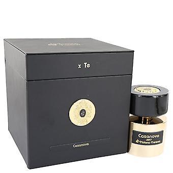 Casanova Extrait De Parfum Spray By Tiziana Terenzi 3.38 oz Extrait De Parfum Spray