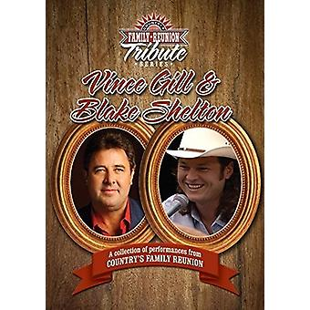 Country Family Reunion Tribute Series [DVD] USA import