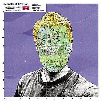 Travis Morrison - Travistan [CD] USA import