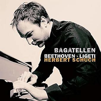 Bagatellen [CD] USA import