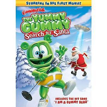 Smaskiga Gummy Sök efter Santa: The Movie [DVD] USA import