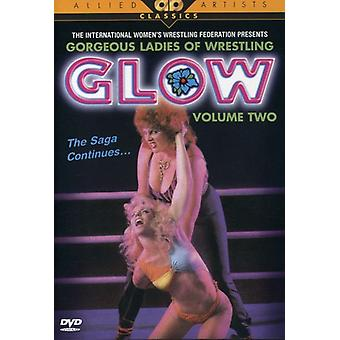 Glow - Glow: Vol. 2 [DVD] USA import
