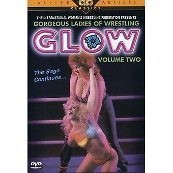 Glow - gloed: Vol. 2 [DVD] USA importeren