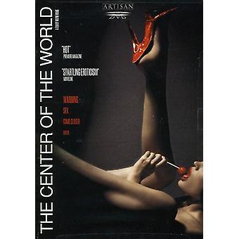 Centrum av världen [DVD] USA import