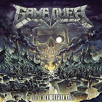 Game Over - Claiming Supremacy [CD] USA import