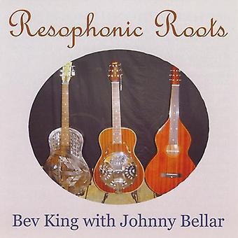 ベヴ王 - Resophonic 根 [CD] USA 輸入