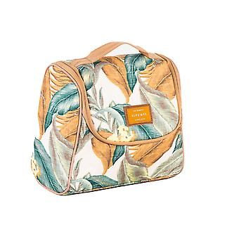Rip Curl F-Light Beauty Case Tropic Sol Wash Bag in weiß