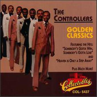 Registeransvariga - i kontroll-Golden Classics [CD] USA import