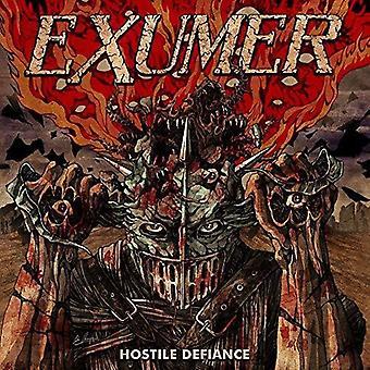Hostile Defiance [CD] USA import