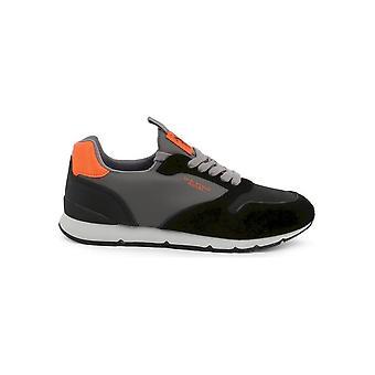 U.S. Polo Assn. - Shoes - Sneakers - MAXIL4058S9_YS2_BLK-ORA - Men - black,orange - EU 45