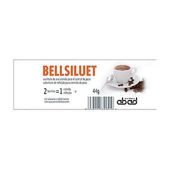 Bellsiluet Kaffee Ersatzriegel None