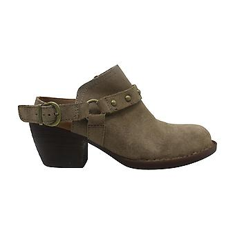 BORN Bagley Slingback Mules Femmes-apos;s Chaussures Taupe 7M