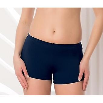 Aqua Perla Naisten Urheilullinen Sininen Bikini Bottom