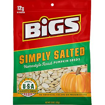 Bigs Simply Salted Homestyle Roast Pumpkin Seeds