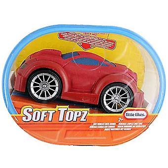 Little Tikes Soft Topz Race Car