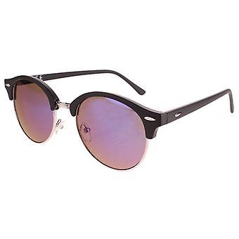 Gafas de sol Unisex Cat.3 Negro/Azul/Púrpura (19-191)