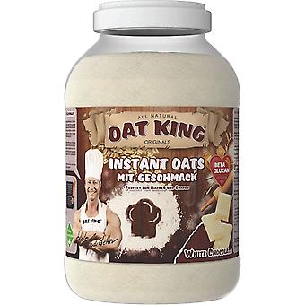 Oat King Instant Flavoured Oats white chocolate 4000 gr