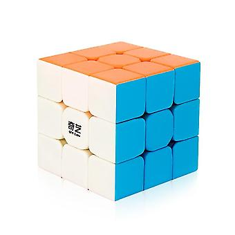 3x3x3 Cube, Stickerless Professional Puzzles
