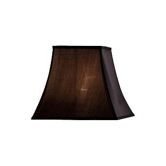 Vierkante kleine medium schaduw zwart 130, 255mm 230mm