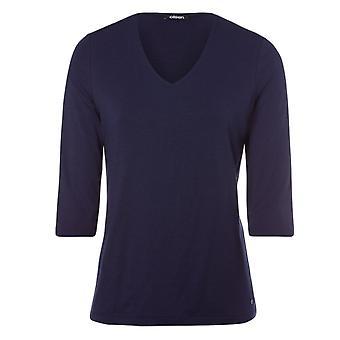 OLSEN Olsen Navy T-shirt 11100296