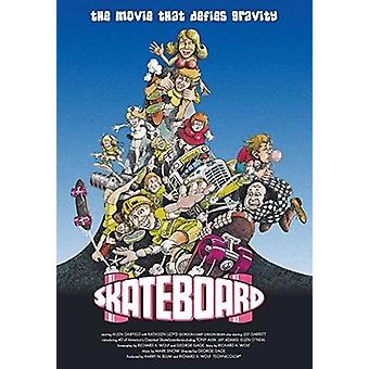 Skateboard [DVD] USA import
