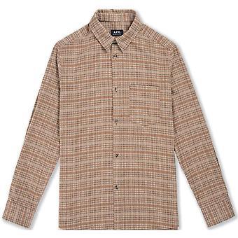A.p.c قميص سوركيميز