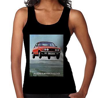 Austin Allegro 3 Mejor que nunca British Motor Heritage Women's Chaleco
