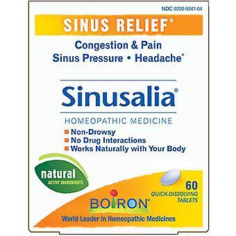 Boiron Sinusalia Sinus Relief, 60 flikar