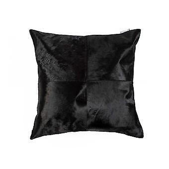 "18"" x 18"" x 5"" Black Quattro - Pillow"