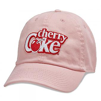 Cherry Coke Washed Slouch Dad Hat