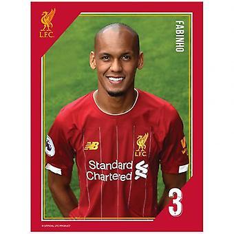 Liverpool Headshot Photo Fabinho