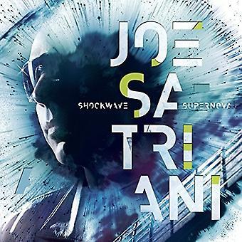 Joe Satriani - Shockwave Supernova [Vinyl] USA import