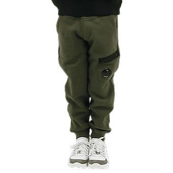 C.P.Company Sweatpants - Cargo Pant Green 09CKSP023003878W683 Pants Green C.P.Company accessories