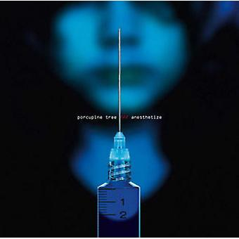 Porcupine Tree - Anesthetize [CD] USA import