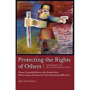 Bescherming van de rechten van anderen: Festskrift Til Jens Vedsted-hansen
