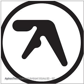 Aphex Twin - sélection d'ouvrages ambiante 85-92 [Vinyl] USA import