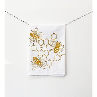 Honey Chemistry Kitchen Towel