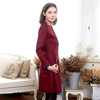 Pocket A-lijn jurk