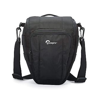 Lowepro lp36702-0ww, toploader zoom 50 aw ii camera bag, aw all weather cover, fits dslr com attach
